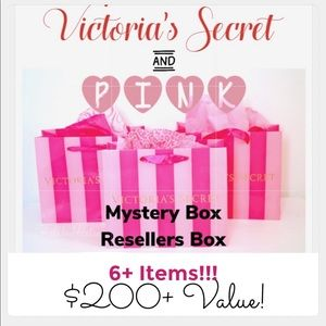 New Victoria's Secret & VS Pink Mystery Box